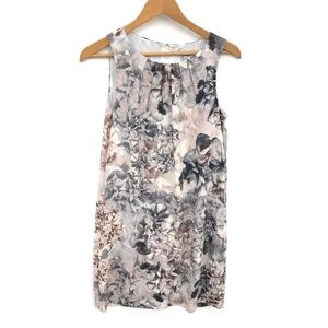 H&M Floral Basic Dress